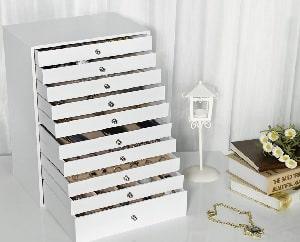 dimension d'une boite à bijoux