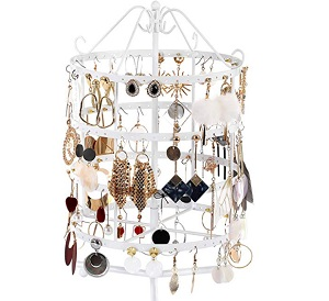 présentoir porte bijoux
